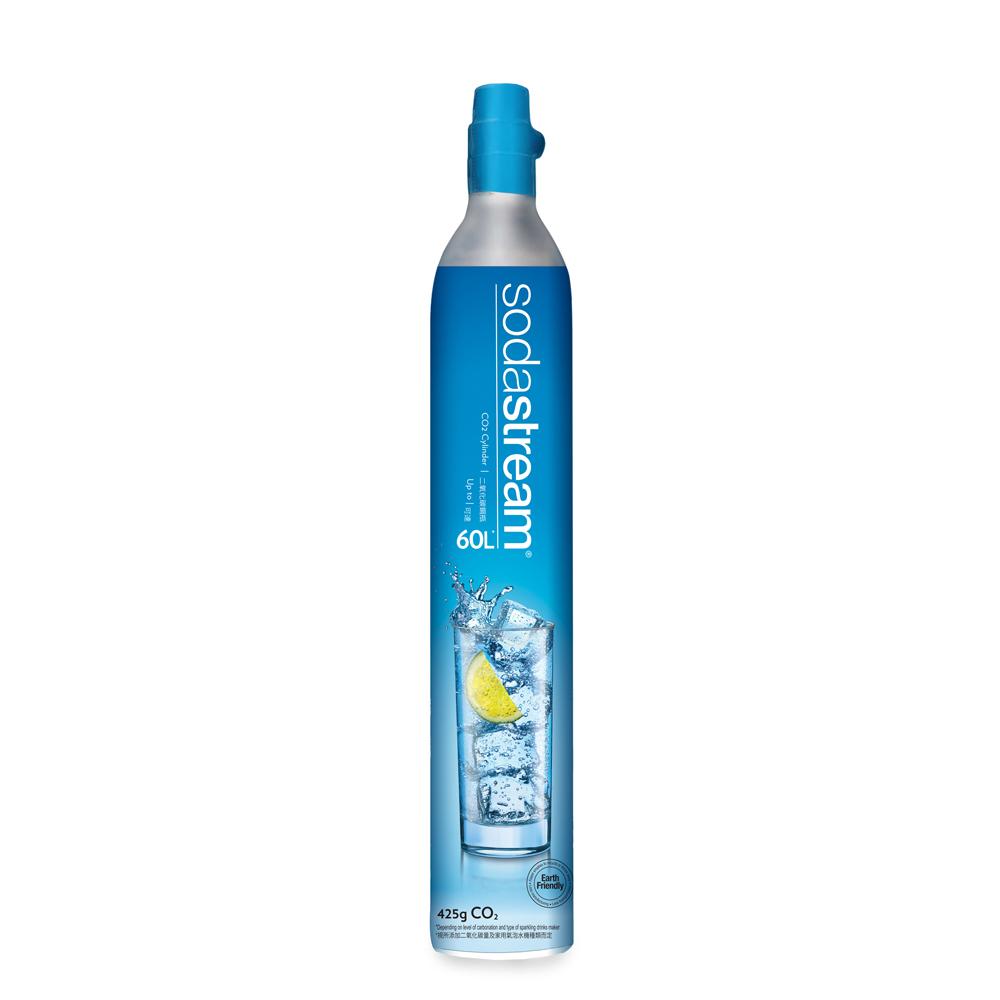 〔鋼瓶交換/回收舊換新〕Sodastream二氧化碳交換鋼瓶 425g