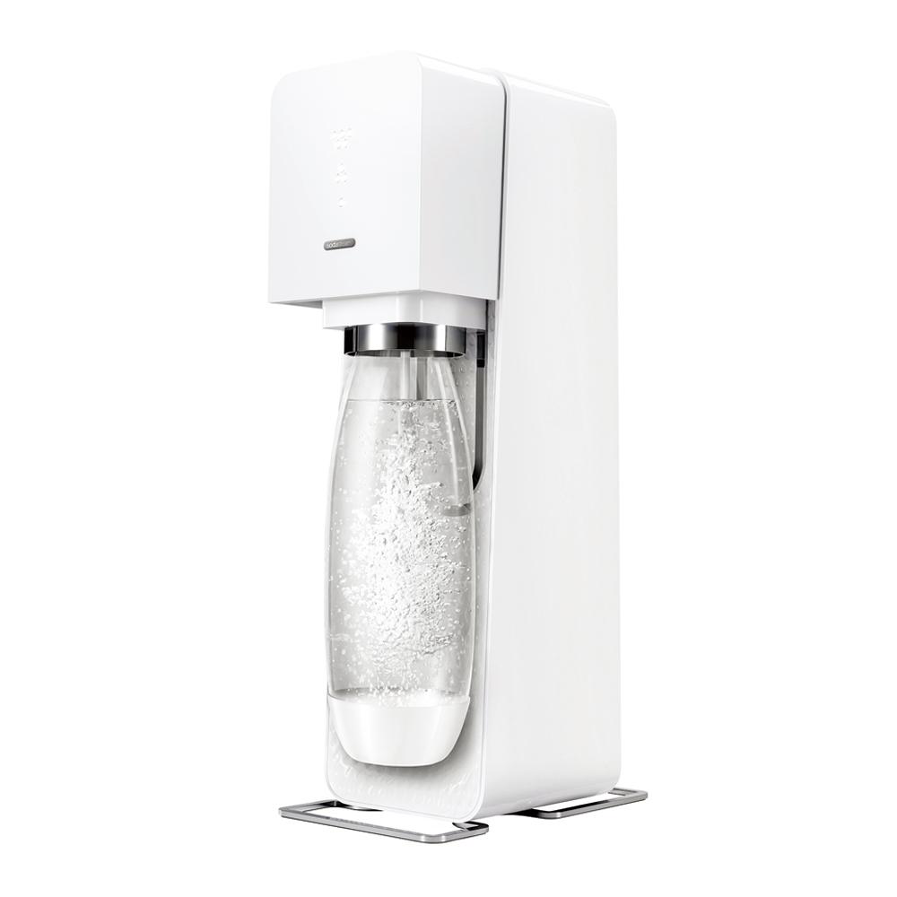 【加購價】Sodastream Source Plastic 氣泡水機(白)